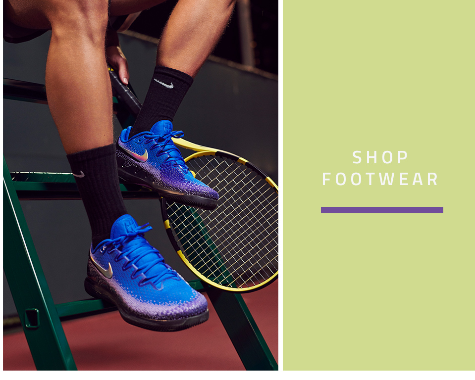 Nike NYC Tennis Footwear