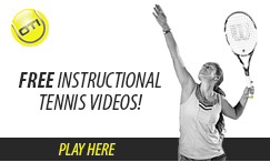 Online Tennis Instructions