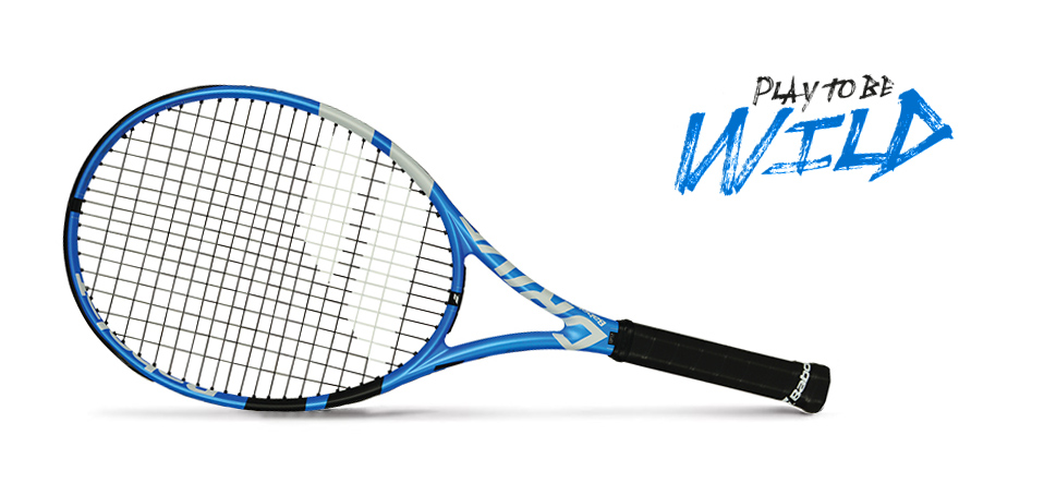 New Pure Drive Tennis Racquets