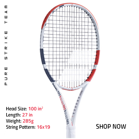 New Babolat Pure Strike Team Tennis Racquet