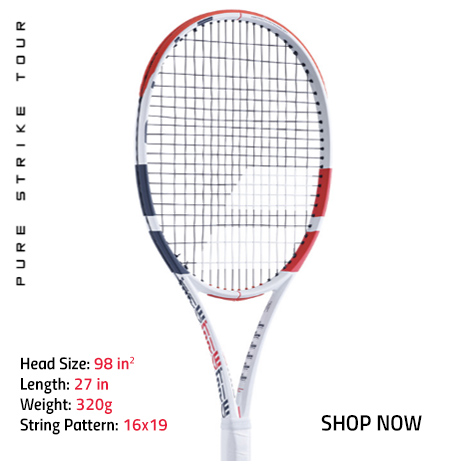 New Babolat Pure Strike Tour Tennis Racquet