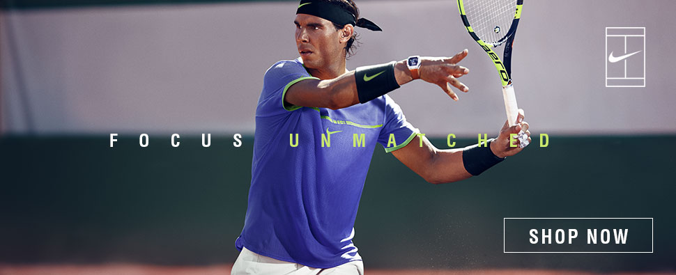 Nike French Open Apparel