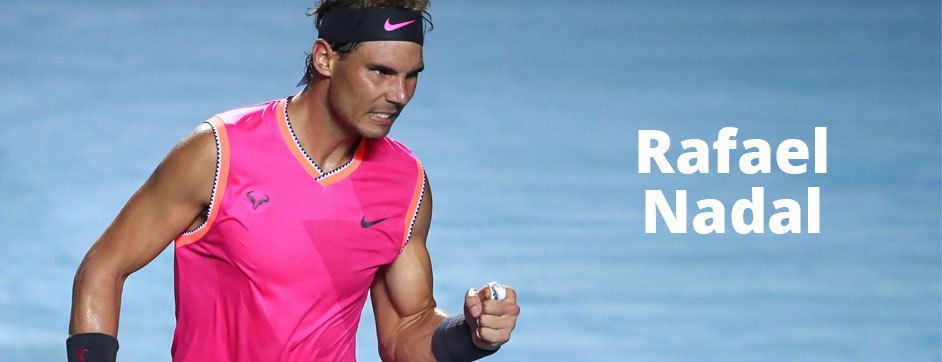best website 52812 b6526 Rafael Nadal   Tennis Plaza