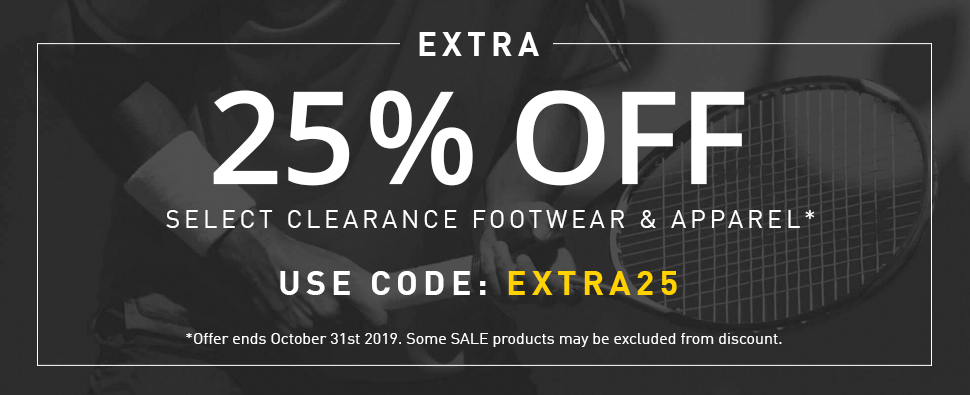 Extra 25% OFF Sale