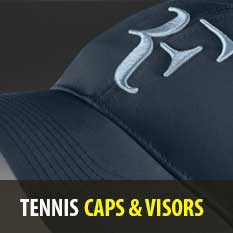 Tennis Hats and Visors