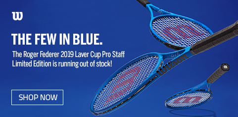 Wilson Laver Cup Pro Staff