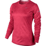 Nike Printed Miller LS Women`s Top