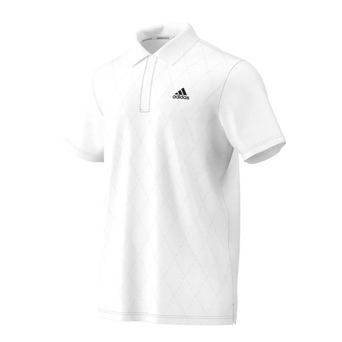 Adidas Sequencials Men's Tennis Polo