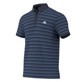 Adidas Sequencials Stripe Men`s Tennis Polo
