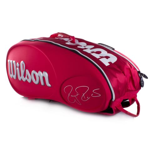 Wilson Federer Limited Edition 9 Pack Tennis Bag