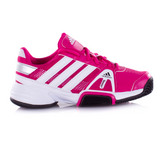 Adidas Barricade Team 3 Junior Tennis Shoe