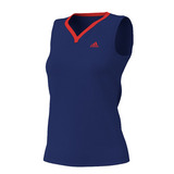 Adidas Sequencials Galaxy Women`s Tennis Tank
