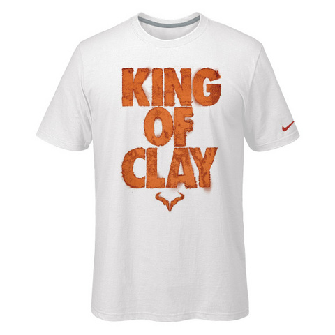 Nike Rafa King Of Clay Men's T- Shirt