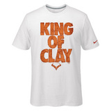 Nike Rafa King of Clay Men`s T-Shirt