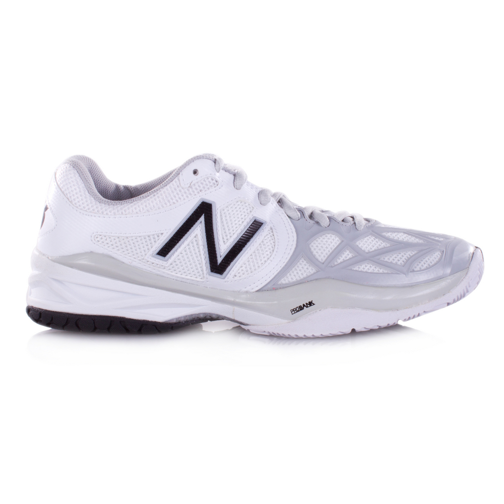 new balance wc 996 b s tennis shoe white silver