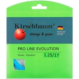 Kirschbaum Pro Line Evolution 1.25 Tennis String Set - Blue