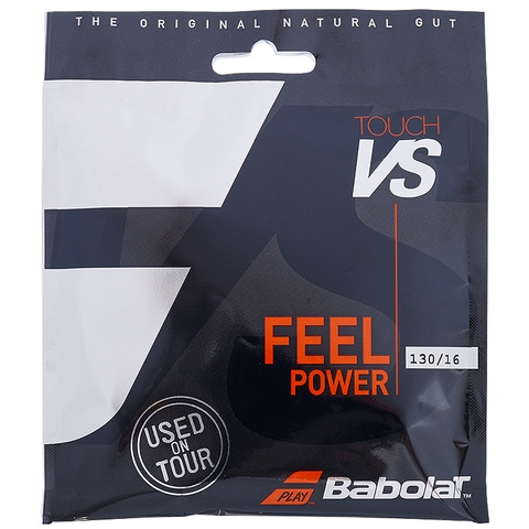 Babolat Vs Touch 16 Tennis String Set - Natural