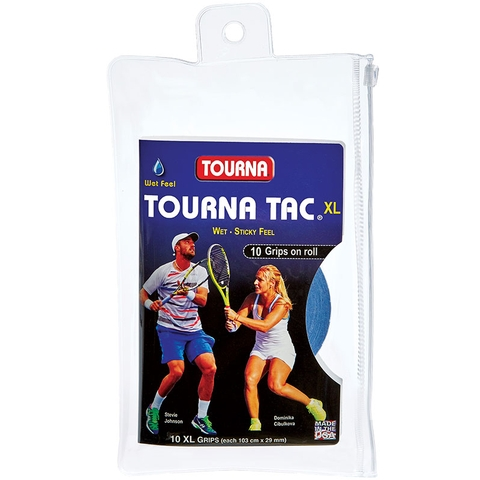 Unique Tourna Tac Grip X10 Xl Tennis Overgrip