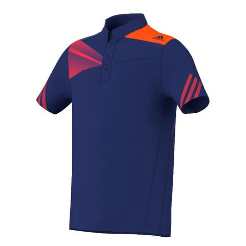 Adidas Adizero Boys Tennis Polo
