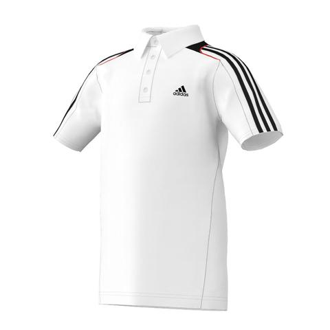 Adidas Response Boys Tennis Polo