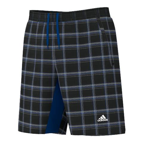 Adidas Sequencials Plaid Boys Tennis Bermuda