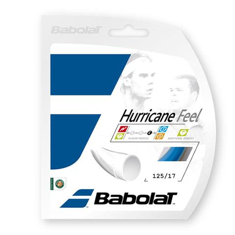 Babolat Hurricane Feel 17 Tennis String Set