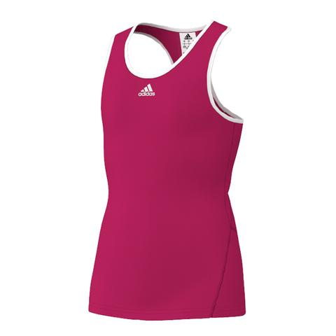 Adidas Response Girls Tennis Tank