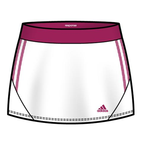 Adidas Response Girls Tennis Skort