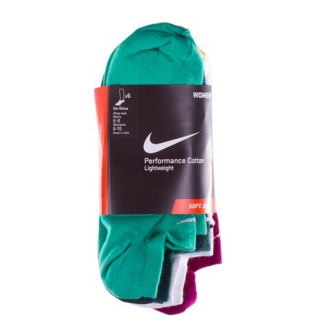 Nike 6 Pack No Show Lightweight Women's Socks
