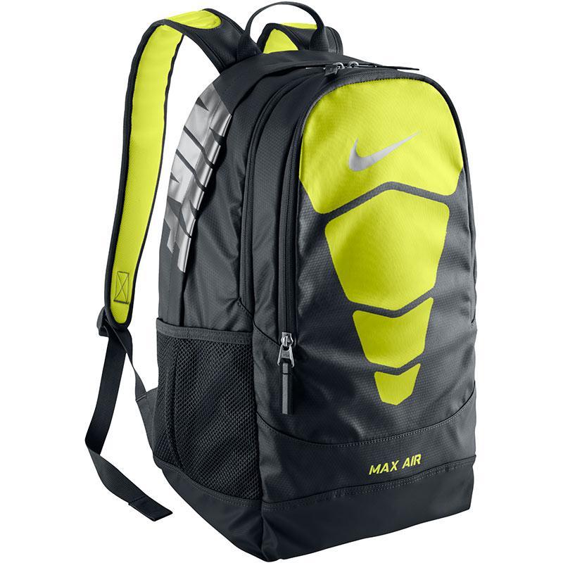 Nike Vapor Max Air Backpack Black/volt