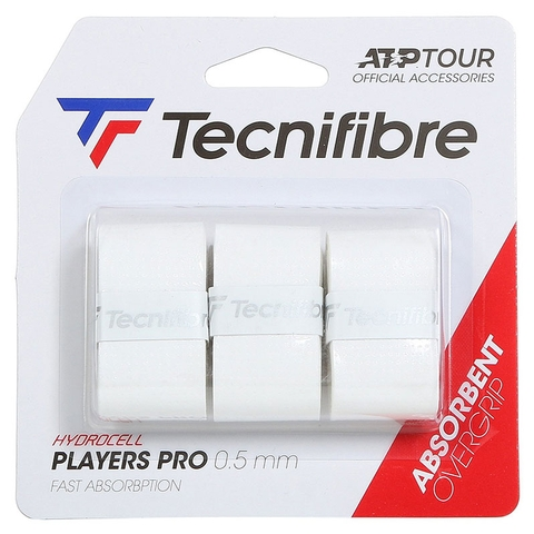 Tecnifibre Atp Pro Players Tennis Overgrip