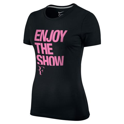 Nike Rf Enjoy Show Women's Us Open Tee
