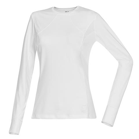 Fila Essenza Long Sleeve Women's Tennis Crew