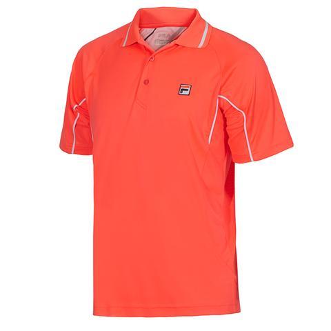 Fila Collezione Solid Men's Tennis Polo