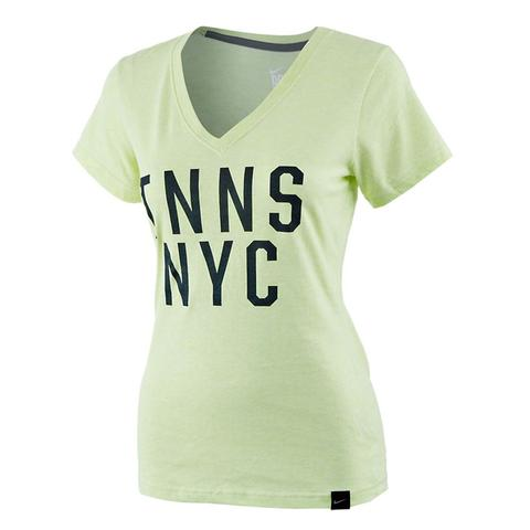 Nike Tennis Nyc Women's Us Open Tee