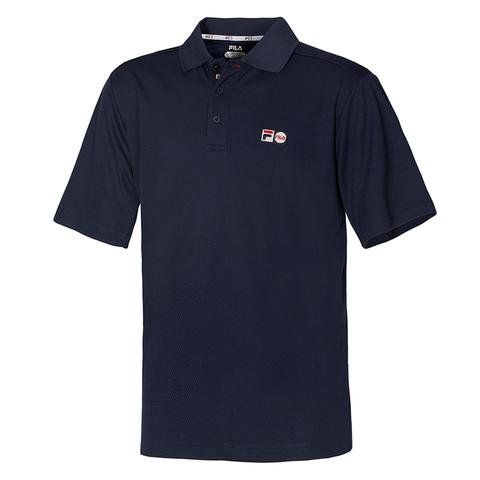 Fila Textured Men's Tennis Polo