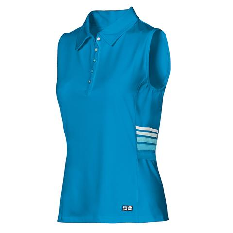 Fila Heritage Sleeveless Women's Tennis Polo