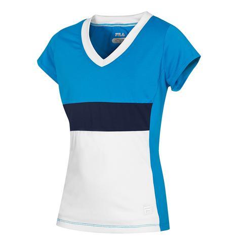 Fila Heritage Girl's Tennis Cap Sleeve