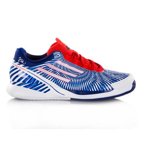 Adidas Adizero Feather Ii Rising Sun Flag Men's Tennis Shoe