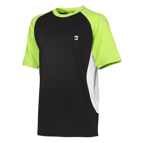 Fila Center Court Crew Boy's Tennis Tee