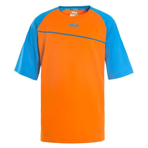 Fila Baseline Reglan Boy's Tennis Crew