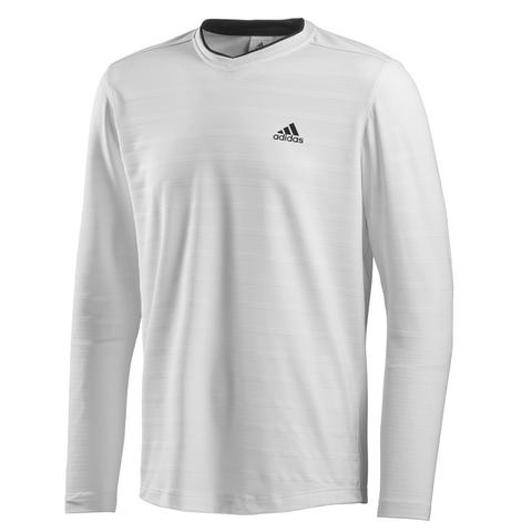 Adidas Sequencials Long- Sleeve Men's Tee