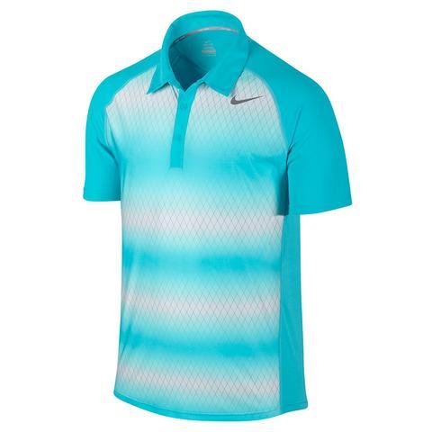 Nike Uv Graphic Men's Tennis Polo