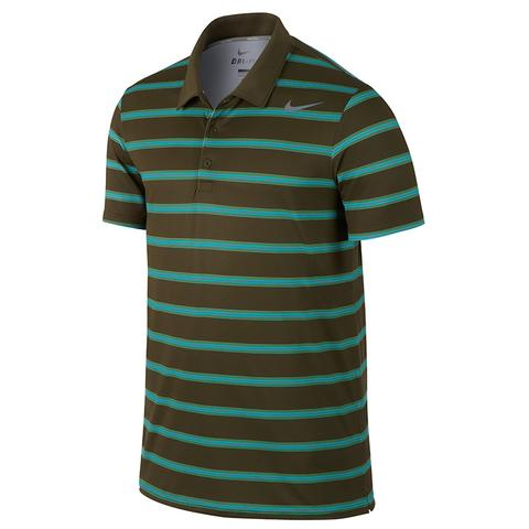 Nike Rally Sphere Men's Tennis Polo