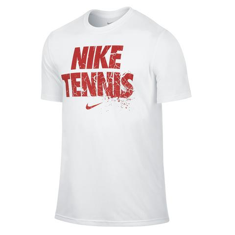 Nike Tennis Read Men's Tennis Tee