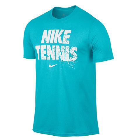 Nike Tennis Read Men's Tennis Tee