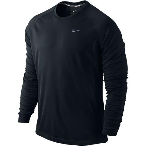 Nike Miler L/S Uv Men's Shirt