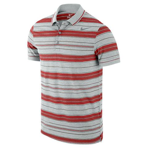 Nike Vapor Touch Stripe Men's Tennis Polo