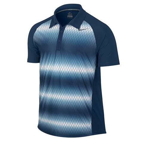 Nike Uv Graphic Men's Tennis Polo