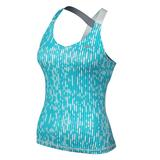Nike Printed Knit Women`s Tennis Tank